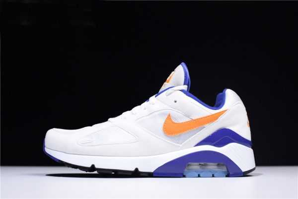 "Men's Nike Air Max 180 ""Bright Ceramic"" 615287-101 For Sale"