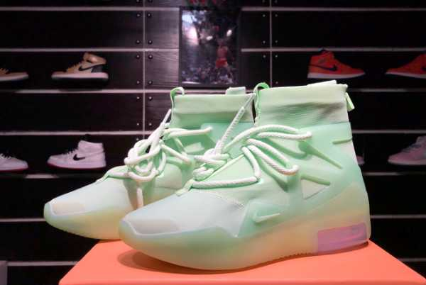 "Cheap Nike Air Fear Of God 1 ""Frosted Spruce"" AR4237-300 For Sale"