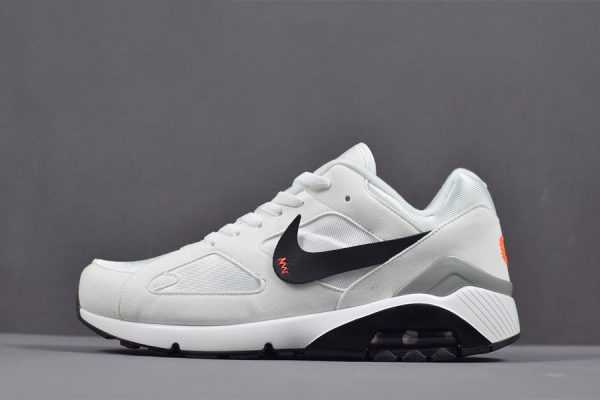 Off-White x Nike Air Max 180 OG White Black Men's and Women's Size AQ5287-002