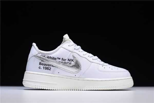 2018 Off-White x Nike Air Force 1 Low