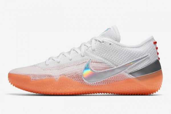2018 Nike Kobe AD NXT 360 White/Black-Infrared 23-Volt For Sale