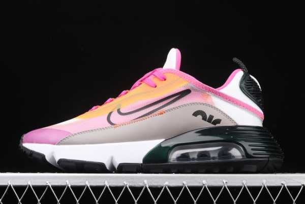CQ7630-500 Nike Air Max 2090 Pink/White-Black 2020 For Sale