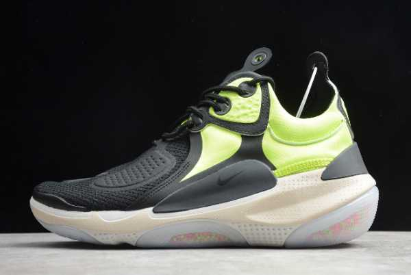 AT6395-002 Nike Joyride CC3 Setter Black/Neon Green Men's and Women's Size For Sale