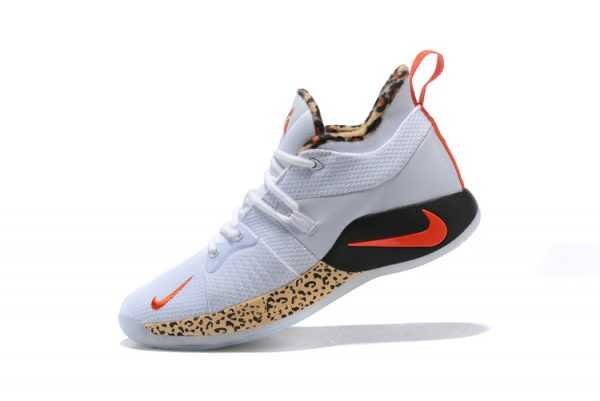 "Nike PG 2 ""Leopard Print"" Men's Basketball Shoes"