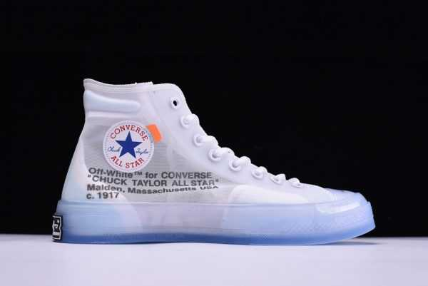 Virgil Abloh Off-White x Converse CTAS 70s Hi Chuck Taylor All-Star For Sale
