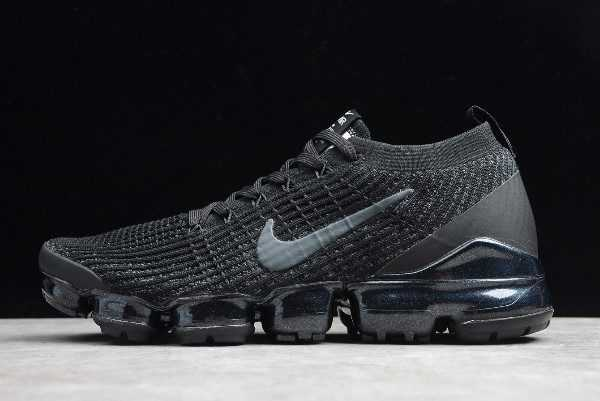 Nike Air VaporMax Flyknit 3.0 2019 Black/Carbon Grey Shoes