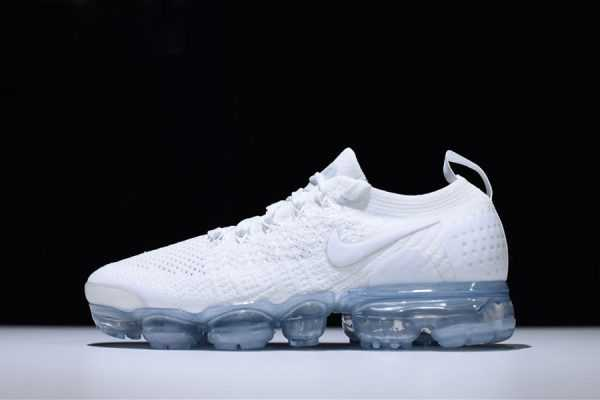 "Cheap Nike Vapormax 2.0 ""Triple White"" Running Shoes 942842-100"