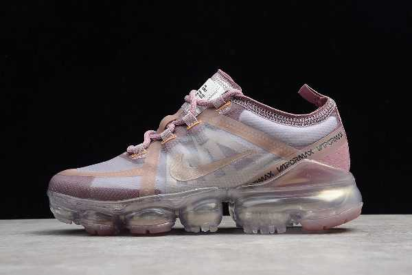 Nike WMNS Air VaporMax 2019 Plum Chalk/Mtlc Red Bronze-Plum Dust AR6632-500