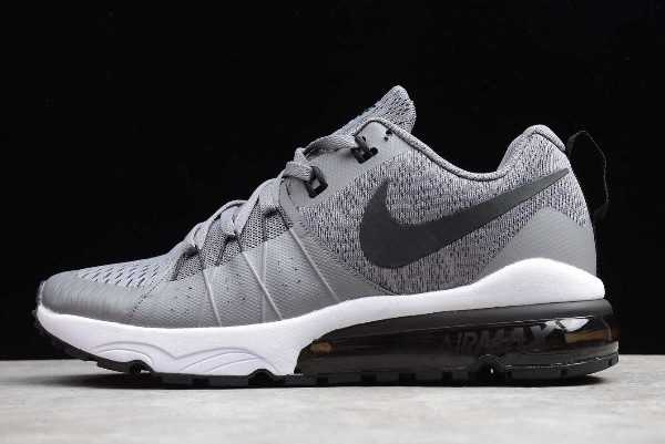 Nike Air Vapormax Flyknit Grey Black On Sale